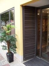 Ladenfassade in Erding