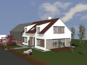 Einfamilienhaus in Grucking